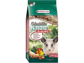 VL Nature Re-Balance Chinchilla pro činčily 700g