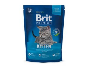 Brit Premium Cat Kitten 1,5kg NEW