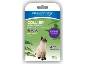Francodex Obojek repelentní kočka