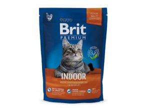 Brit Premium Cat Indoor 300g NEW