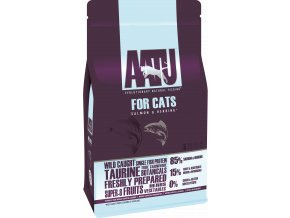 AATU Cat 85/15 Salmon & Herring 1kg