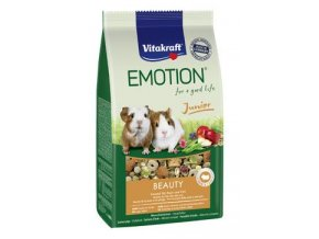 Vitakraft Rodent Guinea pig krm.Emot.beauty jun. 600g