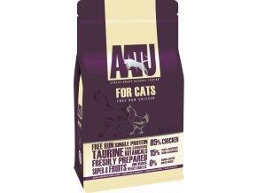 AATU Cat 85/15 Chicken 1kg
