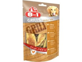 Pochoutka 8in1 Grills chicken style 80g