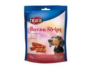 Trixie BACON STRIPS light se slaninou 85g TR