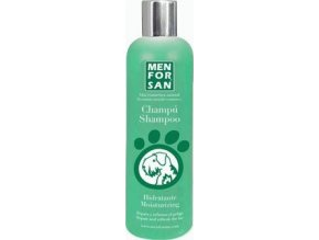 Menforsan Šampon hydratační se zeleným jablkem 300ml
