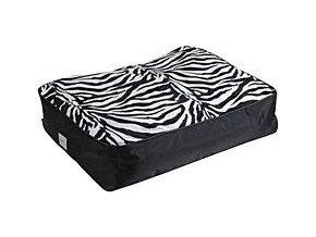 Pelech Matrace ortopedická De Luxe Zebra 50x70cm