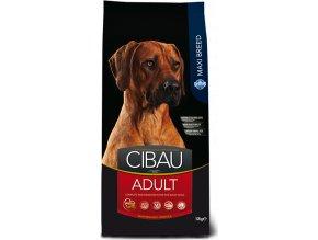 CIBAU Adult Maxi 12kg+2kg ZDARMA