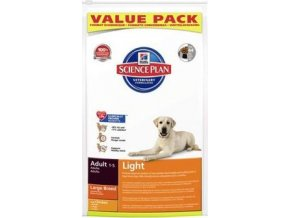 Hill's Canine Dry Adult Light Large BREEDER 18kg