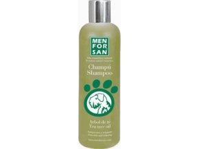 Menforsan Šampon proti svědění s Tea Tree pes 300ml