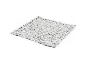 Pelech koberec MOONLIGHT šedá 50x50cm Zolux