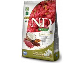 N&D Quinoa DOG Skin & Coat Duck & Coconut 800g