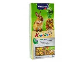 Vitakraft Rodent Rabbit poch. Junior calcium 2ks