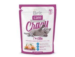 Brit Care Cat Crazy I´m Kitten 400g