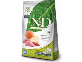N&D GF DOG Adult Boar & Apple 2,5kg