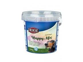 Trixie Soft Snack Happy MIX kuře,jehněčí,losos 500g TR