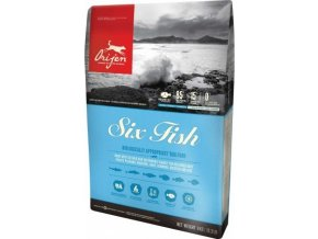 Orijen Dog Six Fish 340g