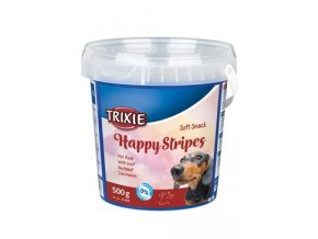 Trixie Soft Snack Happy Stripes hovězí pásky 500g TR