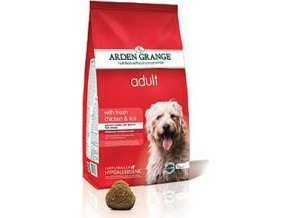 Arden Grange Dog Adult Chicken 2kg