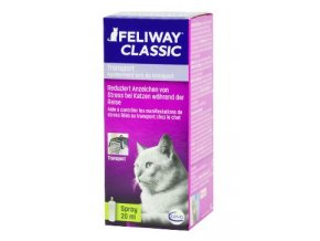 Feliway travel spray 20ml