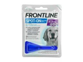 Frontline Spot-On Dog L sol 1x2,68ml MONO - fialový
