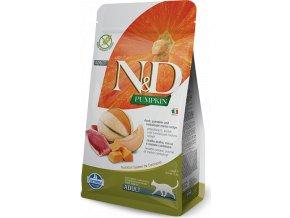 N&D Pumpkin CAT Duck & Cantaloupe melon 1,5kg