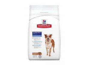 Hill's Canine Dry Senior Lamb&Rice12kg