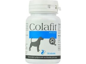 Colafit 4 Max Forte na klouby pro psy 50tbl