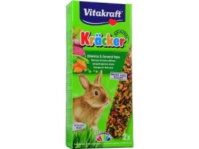 Vitakraft Rodent Rabbit poch. Kräcker Vegetable 2ks