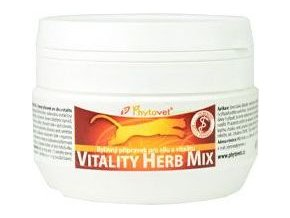 Phytovet Cat Vitalita herb mix 125g