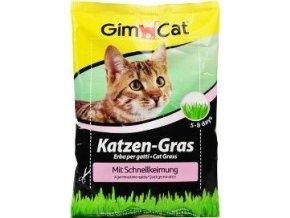 Gimpet kočka Tráva na trávení v EKO balení 100g