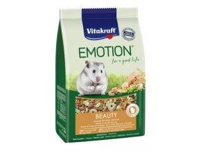Vitakraft Rodent Hamster krm small Emotion beauty 300g