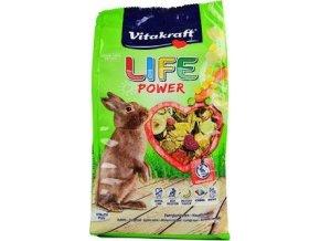 Vitakraft Rodent Rabbit krm. Life Power Food banán600g