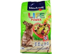 Vitakraft Rodent Rabbit krm. Life Power Food banán600g
