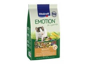 Vitakraft Rodent Rat krm. Emotion Beauty 600g