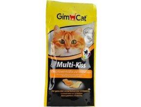 Gimpet kočka Pusinky s vitamíny Multi-Kiss 40g
