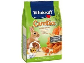 Vitakraft all Rodent poch. Carotties 50g