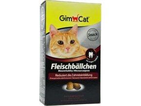 Gimpet kočka Kuličky Fleischball na čiš. zubů 100g