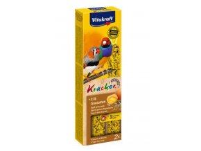 Vitakraft Bird Kräcker egg finch tyč 2ks