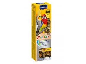 Vitakraft Bird Kräcker korela/papouš. moulting tyč 2ks
