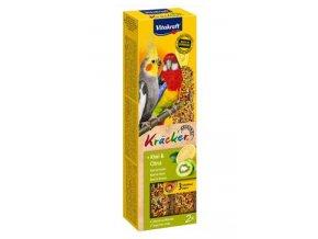 Vitakraft Bird Kräcker  kiwi australina parrot tyč 2ks
