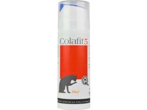 Colafit 5 pro kočky na klouby a srst gel (60 dávek)