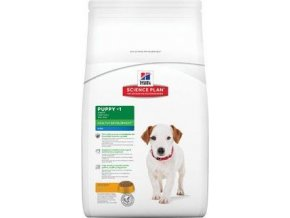 Hill's Canine Dry Puppy Growth Mini Chicken 7,5kg