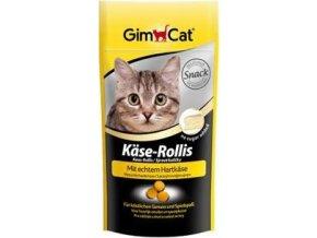 Gimpet kočka Kuličky sýrové Kase-Rollis  40g 80ks