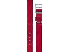 Obojek nylon DAYTONA C 35cmx15mm červený FP 1ks