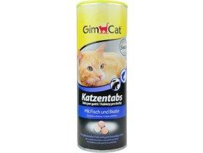 Gimpet kočka Tablety s rybou dvoubarevné 710tbl