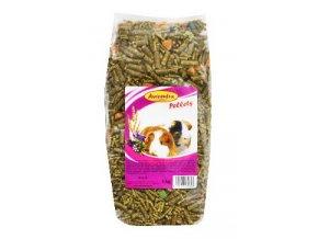 Avicentra granule pro morčata 1kg