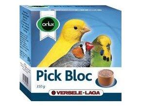 VL Orlux Mineral Pick Block pro ptáky 350g