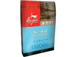 Orijen Dog 6 Fish 2,27kg