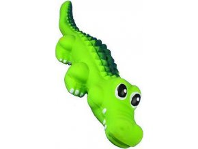 Hračka Pes Latex Aligátor Ali Alligator 35cm, Lill